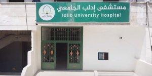 İdlib Üniversite Hastanesi tıp öğrencilerine pratik yapma imkânı sunuyor