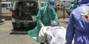 Gazze'deki hastaların bölge dışında tedavisi için 'geçici düzenleme' yapıldı