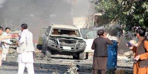 Afganistan Cumhurbaşkanı Yardımcısı'nın konvoyuna saldırı: 2 ölü