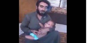 Kol ve bacakları olmayan Suriyeli minik Asıf yardım eli bekliyor