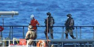 BAE'den Libya'ya giden gemi durduruldu