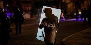 Kolombiya'da polise 'tepki protestoları': 10 ölü, 403 yaralı