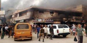 Rasulayn'da bombalı terör saldırısı: 21 yaralı