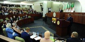 Cezayir'de Anayasa değişiklik taslağı Parlamento'nun üst kanadından geçti