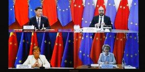 Çin'den AB'ye: Sincan, Hong Kong bahsini açmayın, iyi geçinelim!