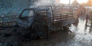 Afrin'de bombalı saldırı sonrası hayatını kaybedenlerin sayısı 9'a çıktı