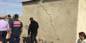 Niğde'deki depremde 143 ev hasar gördü