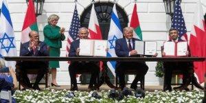 """""""İsrail'le normalleşme anlaşmaları bölgeyi yeniden dizayn etme çabası"""""""