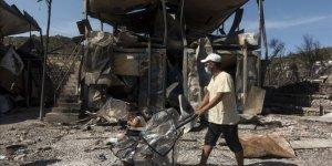 Midilli'deki mültecilerin çilesi bitmek bilmiyor