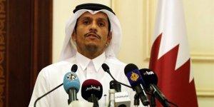 Katar'dan 'Filistin meselesinde adil çözümü destekliyoruz' mesajı