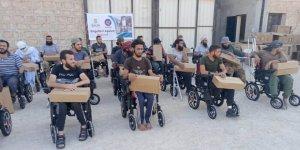 """Özgür-Der ve Fetihder'den """"Engelleri Aşalım"""" kampanyası"""