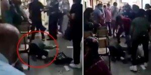 Sağlıkçının gözünü yırtan saldırgan tutuklandı