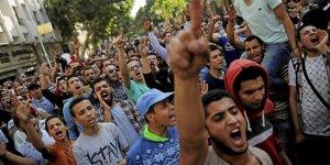 Kaybedecek bir şeyi kalmamış Mısır halkının haklı isyanı