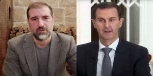 Esed'in kuzeni Mahluf rejimi yargıya şikayet etti