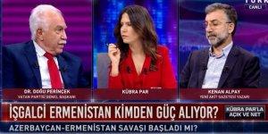 Perinçek yine 'Pes' dedirtti: Rusya ve İran Ermenistan'ın karşısında, Azerbaycan'ın yanındaymış!