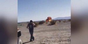 ABD'de F-35 düştü