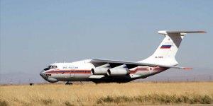 Libya ordusu: Suriyeli savaşçıları taşıyan Rus kargo uçağı Sirte'ye indi