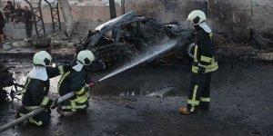 Afrin'de saldırı: 4 yaralı