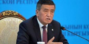 Kırgızistan Cumhurbaşkanı: Devlette ve toplumda istikrar milletvekili mazbatasından daha üstündür