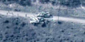 Azerbaycan ordusu Ermenistan'ın 250 tank ve zırhlı aracını imha etti
