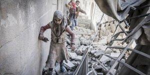 Suriye'de eylül ayında 102 sivil katledildi