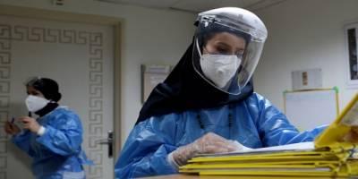 İran'da pandemi salgınındaki en yüksek günlük vaka sayısı görüldü