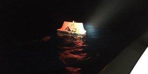 Yunanistan'ın ölüme terk ettiği 11 sığınmacı kurtarıldı