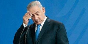 Siyonist İsrail'deki Netanyahu karşıtı gösteriler kısıtlamalara rağmen sürüyor
