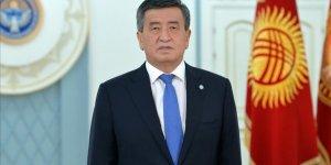 Kırgızistan Cumhurbaşkanı Ceenbekov: Cumhurbaşkanlığı görevinden ayrılmaya hazırım