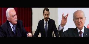 Davutoğlu: Bahçeli ve Perinçek'le Türkiye'yi ancak küçültürsünüz