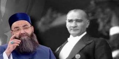 """Cübbeli fetvayı verdi: """"Mustafa Kemal Aleyhinde konuşmak caiz değildir"""""""