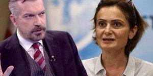 Canan Kaftancıoğlu'ndan Hakan Bayrakçı açıklaması: İş alamayınca karalamaya başladı!