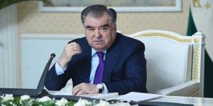 Tacikistan'da İmamali Rahman, 5'inci kez cumhurbaşkanı seçildi