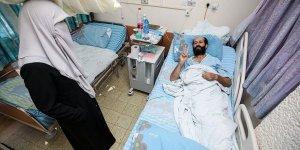 80 gündür açlık grevindeki Filistinli tutuklu Ahres: Bu işgal devletinin kararlarına boyun eğmeyi reddediyorum
