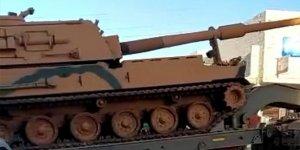 TSK'dan İdlib'e tank sevkiyatı