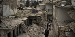 Rusya ve Esed rejimi yine(!) savaş suçu işledi