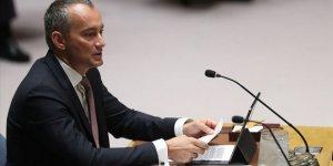 BM'den Siyonist İsrail'e Filistin'de yasa dışı konut inşa planını durdurma çağrısı