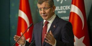 Ahmet Davutoğlu'ndan AYM'nin kararını yok sayan yerel mahkemeye tepki