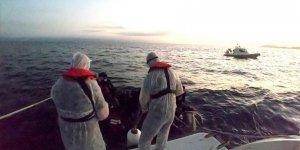 Yunanistan'ın ölüme terk ettiği 36 göçmen kurtarıldı