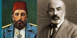 Ne Abdülhamit Kızıl Sultan ne de Akif hain