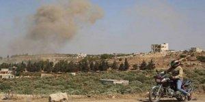 Katil Esed ve Rusya İdlib'de 5 Mart'ta ilan edilen ateşkesi yaklaşık 3.200 kez ihlal etti!