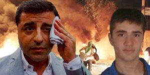 Selahattin Demirtaş'ın 6-8 Ekim olaylarını beyhude çarpıtma çabası