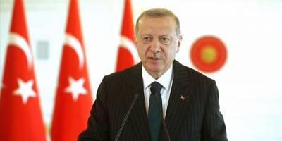 Erdoğan: Modern kapitülasyonlara karşı tarihi mücadele veriyoruz