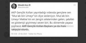 Bir CHP klasiği: Peygamber ashabına hakaret!