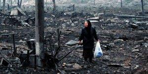 Rusya'nın gerçekleştirdiği Grozni Katliamı'nın 21'inci yılı