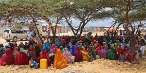 Somali'de seller nedeniyle 341 bini aşkın kişi göç etti
