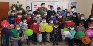 ''Amasya-Merzifon İsmet Kaya Yetimhanesi'' Afrin'de açıldı