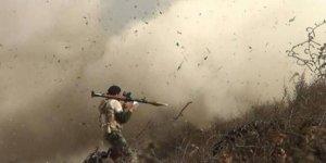 IŞİD ile Esed güçleri Hama kırsalında çatıştı