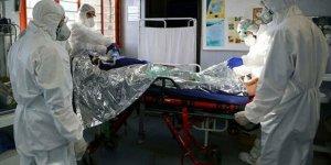 Türkiye'de son 24 saatte 2 bin 165 yeni vaka tespit edildi