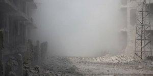 Cerablus'a Rus yapımı balistik füzelerle saldırı!